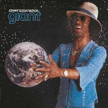 Johnny guitar watson rsd clean