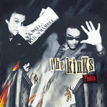The kinks phobia rsd clean