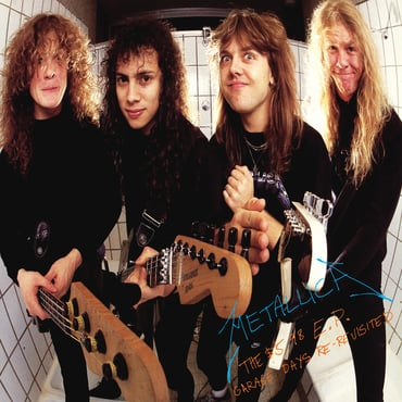 Metallica garage days