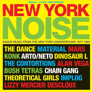 Soul jazz records new york noise