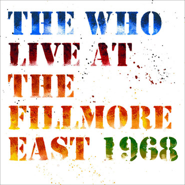 The who live at the fillmore