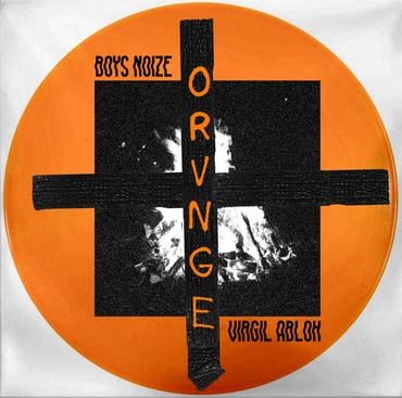 Boys noize   virgil abloh   orvnge   bnr175