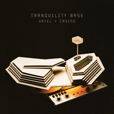 Artic monkeys tranquility