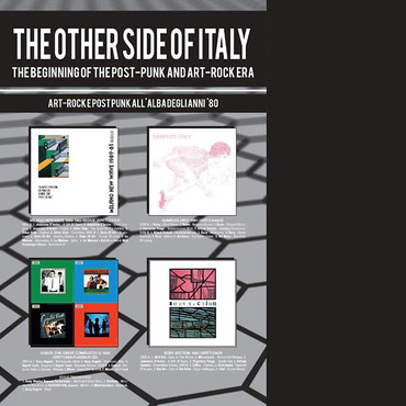 Other side of italy box set