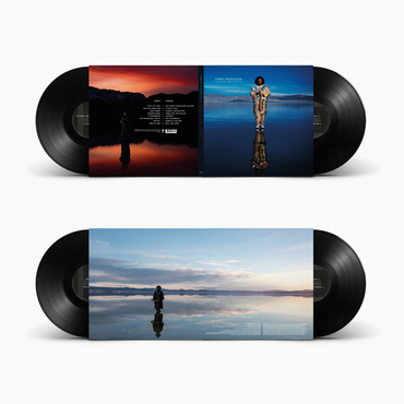 Heaven and earth product shot vinyl 1