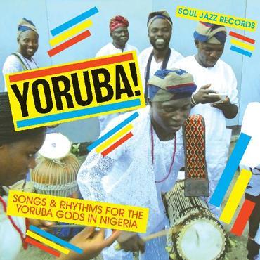 Soul jazz yoruba