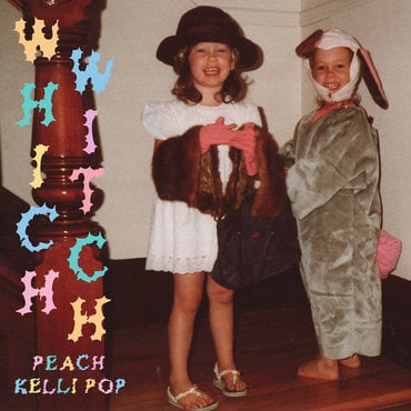 Peach kelli pop which witch unrsd clean