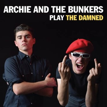 Archie and the bunkers play the damned