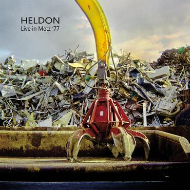 Heldon live in metz unrsd clean