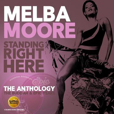 Melba moore anthology