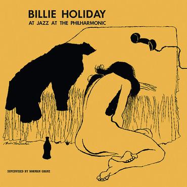 Billie holiday at jazz