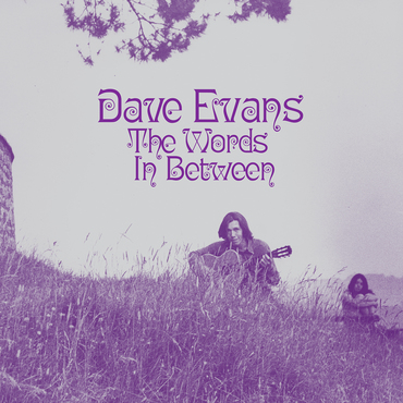 Dave evans   the words inbetween
