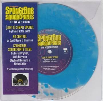 Original Cast of SpongeBob - Squarepants the New Musical - (Just A) Simple  Sponge / No Control - 7