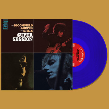 Mike bloomfield super packshot