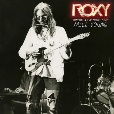 Neil young roxy