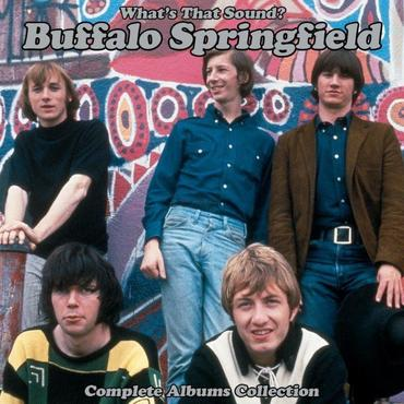 Buffalo springfield what's that sound cover art