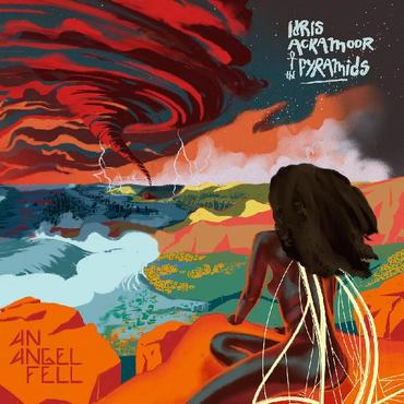 Idris ackamoor and the pyramids an angel fell