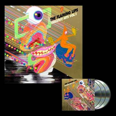 Flaming lips greatest packshot