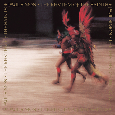 Paul simon the rythm of the saints