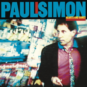 Paul simon hearts and bones