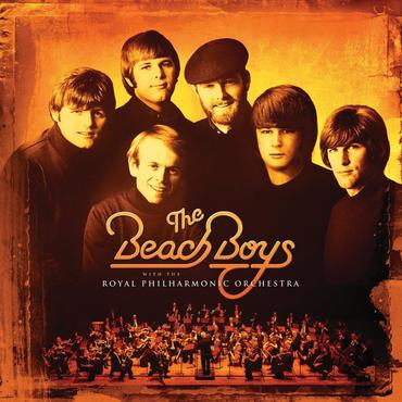 Beach boys with the rpo cover art