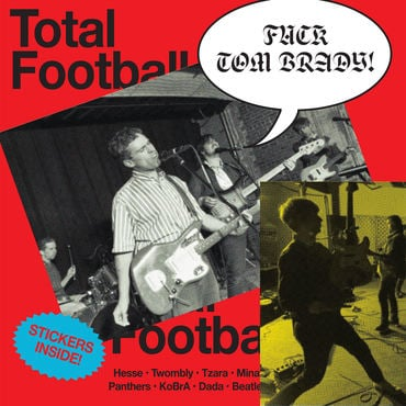 Parquet courts total football