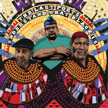 The last poets understand what black is