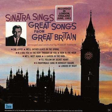 Sinatra sings great songs