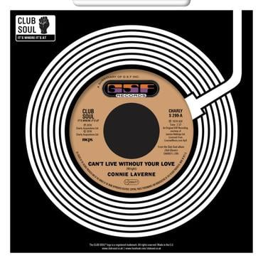 Connie Laverne / The Anderson Brothers - Can't Live Without You / I Can See  Him Loving You - 7