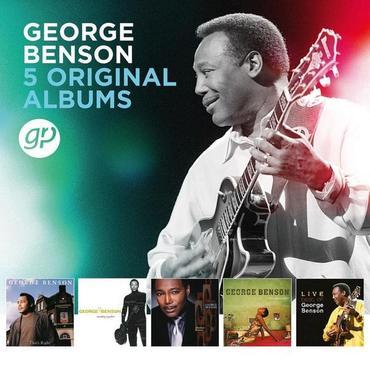 George benson 5 original albums