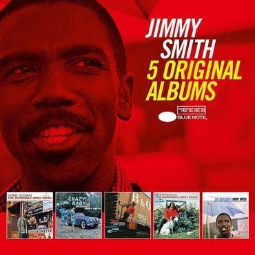 Jimmy smith 5 original albums