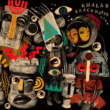 Khalab    black noise 2084