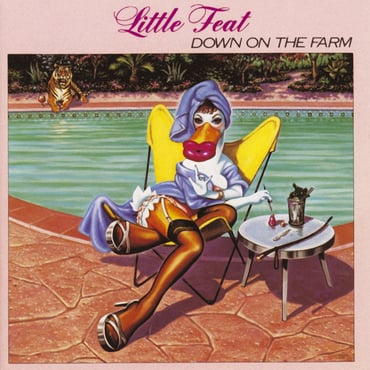 Little feat down on the farm