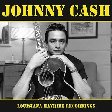 Johnny cash louisiana hayride
