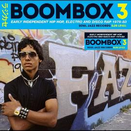 Soul jazz boombox 3