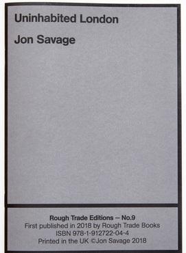 9   savage   rough trade books pamphlet 104