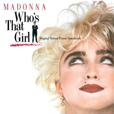 Madonna who's that girl