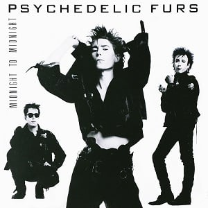 Psychedelic furs   midnight to midnight cover