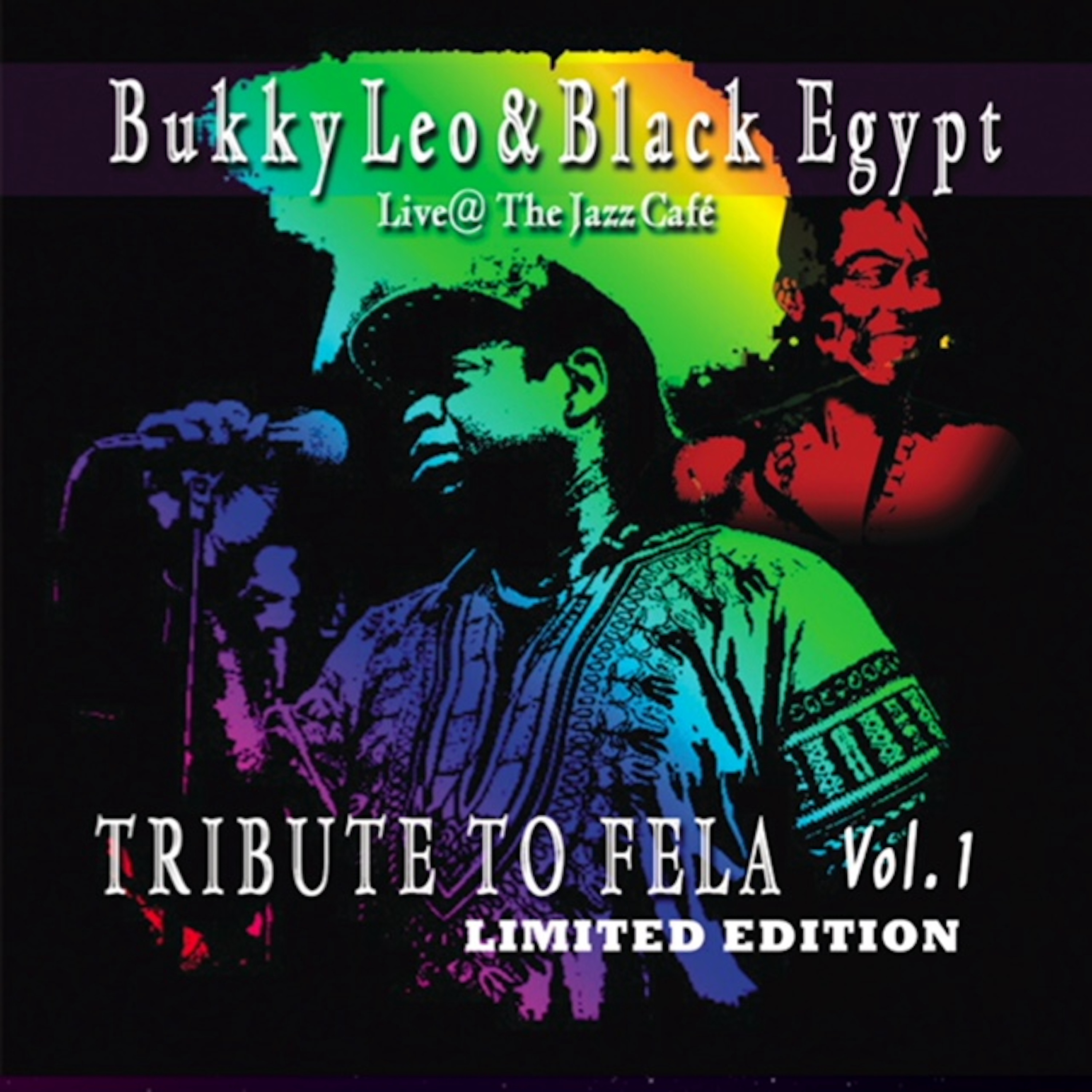 Tribute to Fela, Vol  1 (Live at the Jazz Cafe)