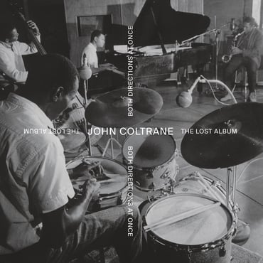 John coltrane lost album