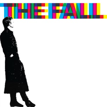 Thefall a sides bbqlp111 front cover