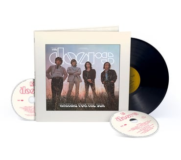 The doors waiting for the sun %2850th anniversary deluxe edition%29