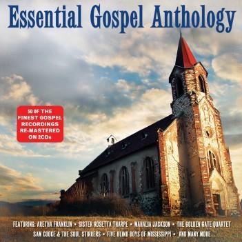 Various artists essential gospel anthology 2cd