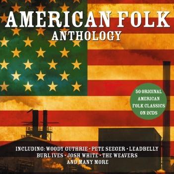 Various artists american folk anthology 2cd