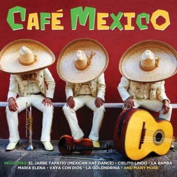 Various artists cafe mexico 2cd