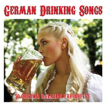 Various Artists - German Drinking Songs - CDx2
