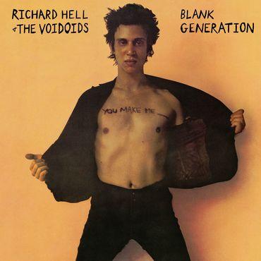 Richard hell blank generation