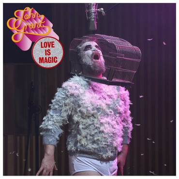 John grant   love is magic