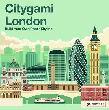 Clockwork soldier citygami london