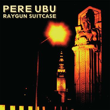 Pere ubu   raygun suitcase cover